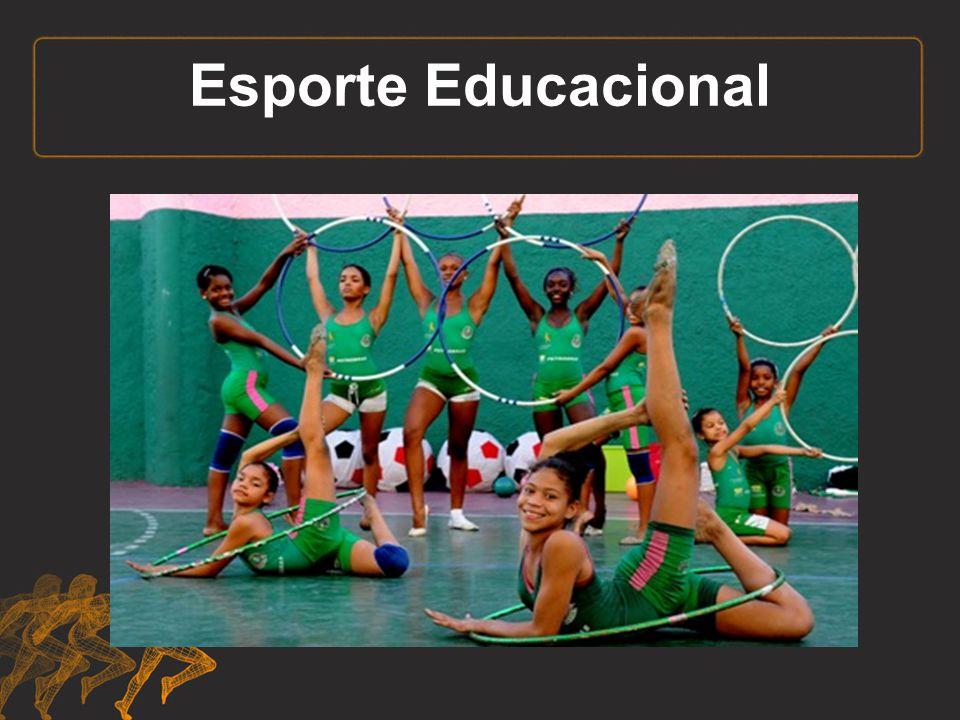 O conceito de esporte-educação ou esporte educacional surge a partir da Carta Internacional da Educação Física, elaborada pela UNESCO, que renovou os conceitos do esporte em função da reação mundial pelo uso político do esporte durante a Guerra Fria.