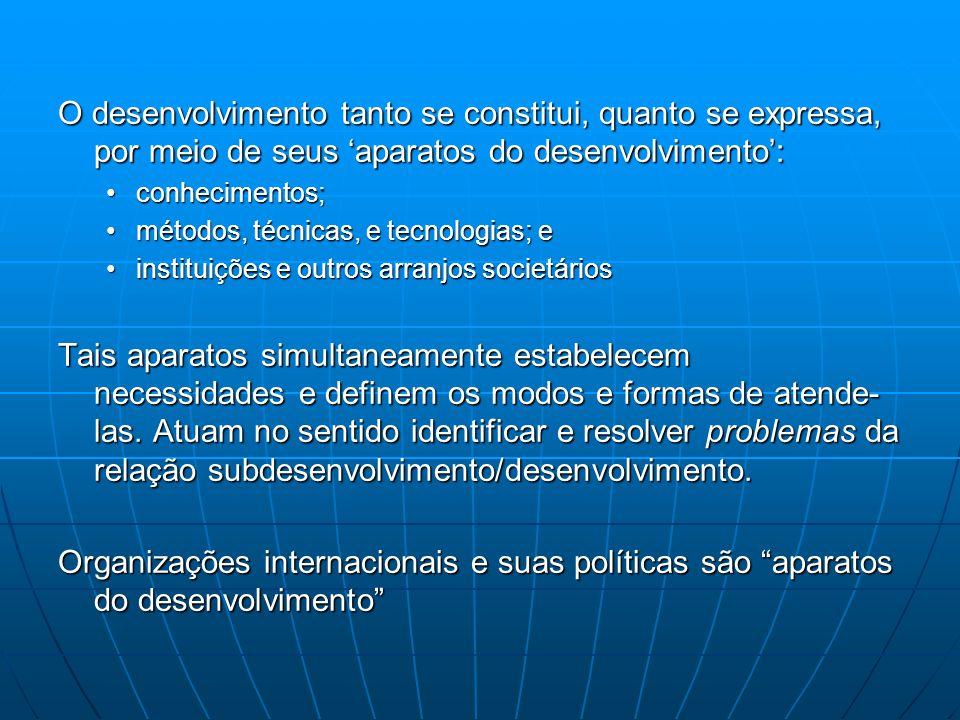 El tema de la industrialización no figura en el análisis de los señores técnicos.