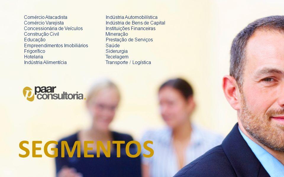 CONSULTORIA EMPRESARIAL O objetivo da PAAR nos serviços de consultoria empresarial é otimizar as atividades e o desempenho econômico de cada uma das empresas atendidas.