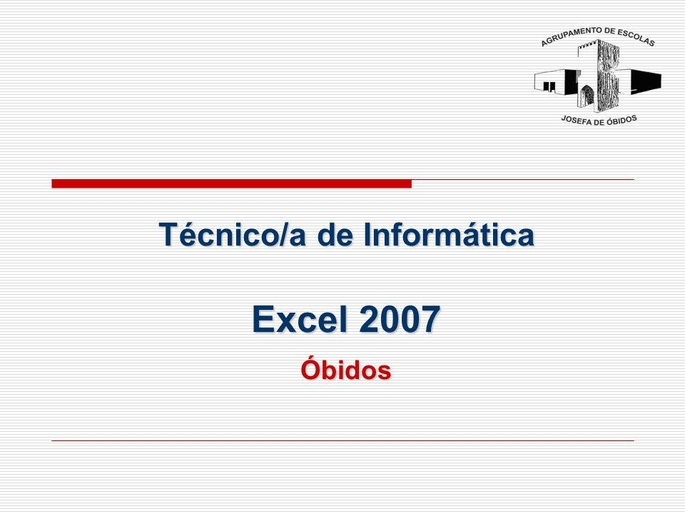 Formadora: Vanda Martins2 Folha de Cálculo Microsoft Excel