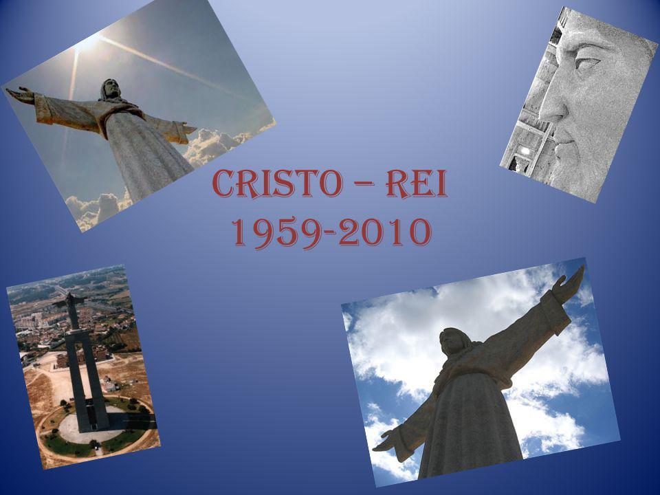 O Cristo-Rei é um dos ex libris de Lisboa.
