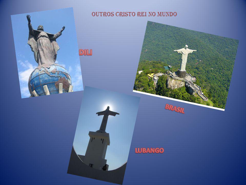 Outros Cristo Rei no Mundo