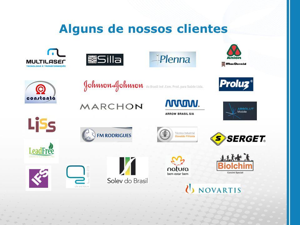 www.cyberpolos.com.br Alguns de nossos clientes