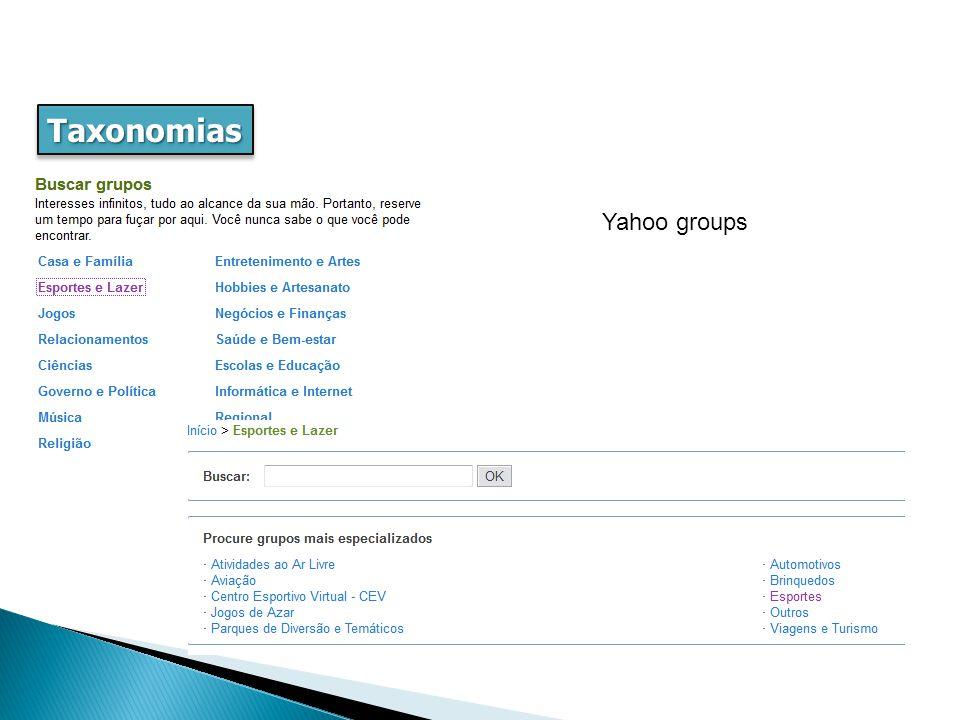 TaxonomiasTaxonomias Yahoo groups