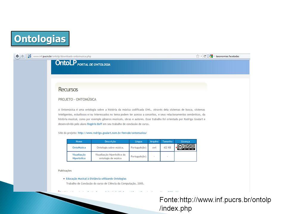 OntologiasOntologias