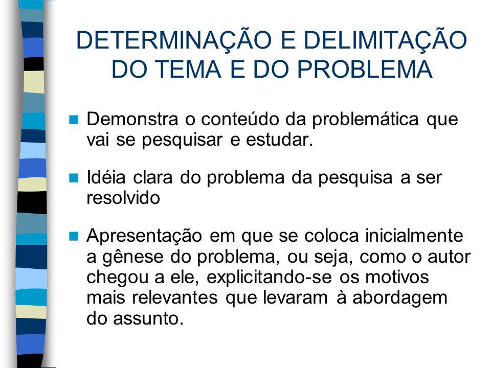 ESTRUTURA DO TRABALHO CIENTÍFICO (MONOGRAFIA) PARTE INTERNA: Elementos pós-textuais: - Referências (obrigatório) - Glossário (opcional) - Apêndice (opcional) - Anexo (opcional) - Indice (opcional)