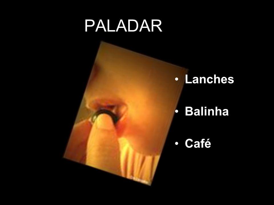 PALADAR Lanches Balinha Café