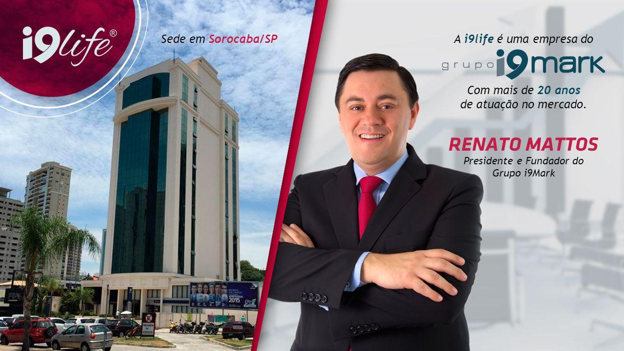 Presidente e Fundador do Grupo i9Mark Sede em Sorocaba/SPA i9life é uma empresa do Com mais de 20 anos de atuação no mercado.