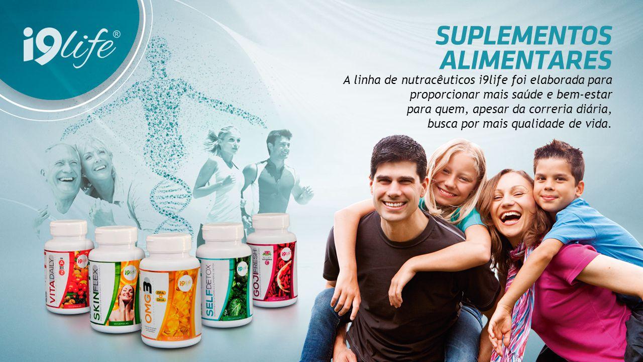 A linha de nutracêuticos i9life foi elaborada para proporcionar mais saúde e bem-estar para quem, apesar da correria diária, busca por mais qualidade