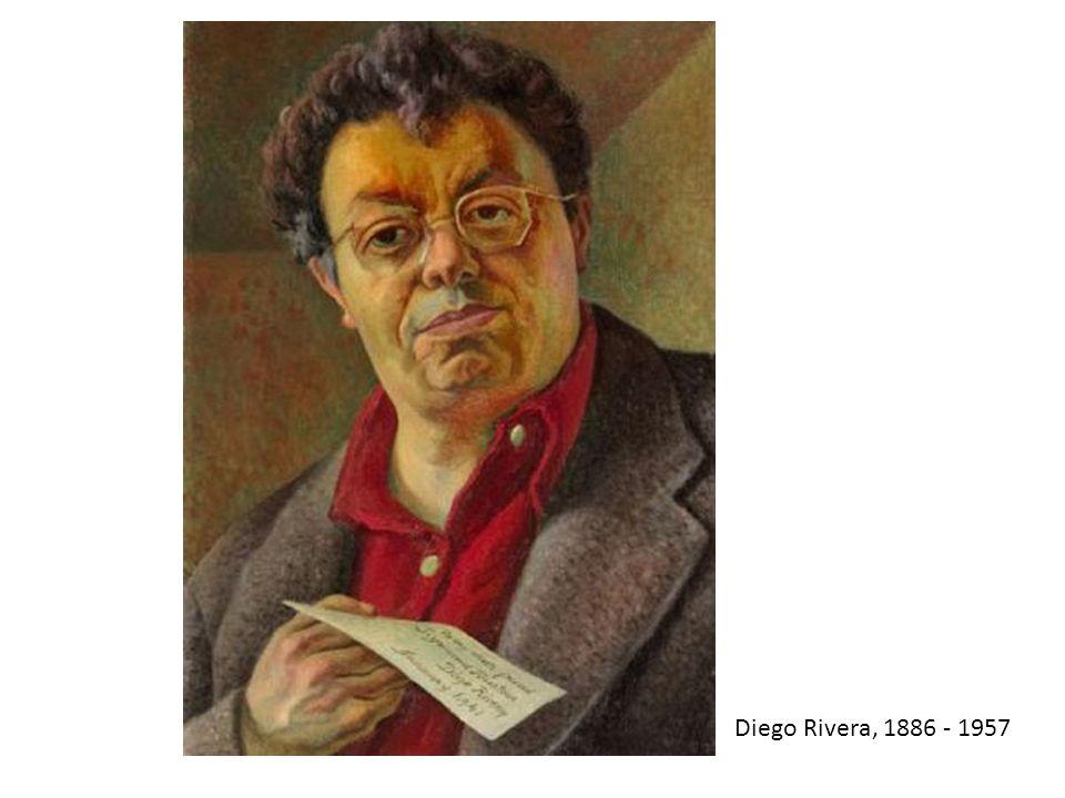 Diego Rivera, 1886 - 1957