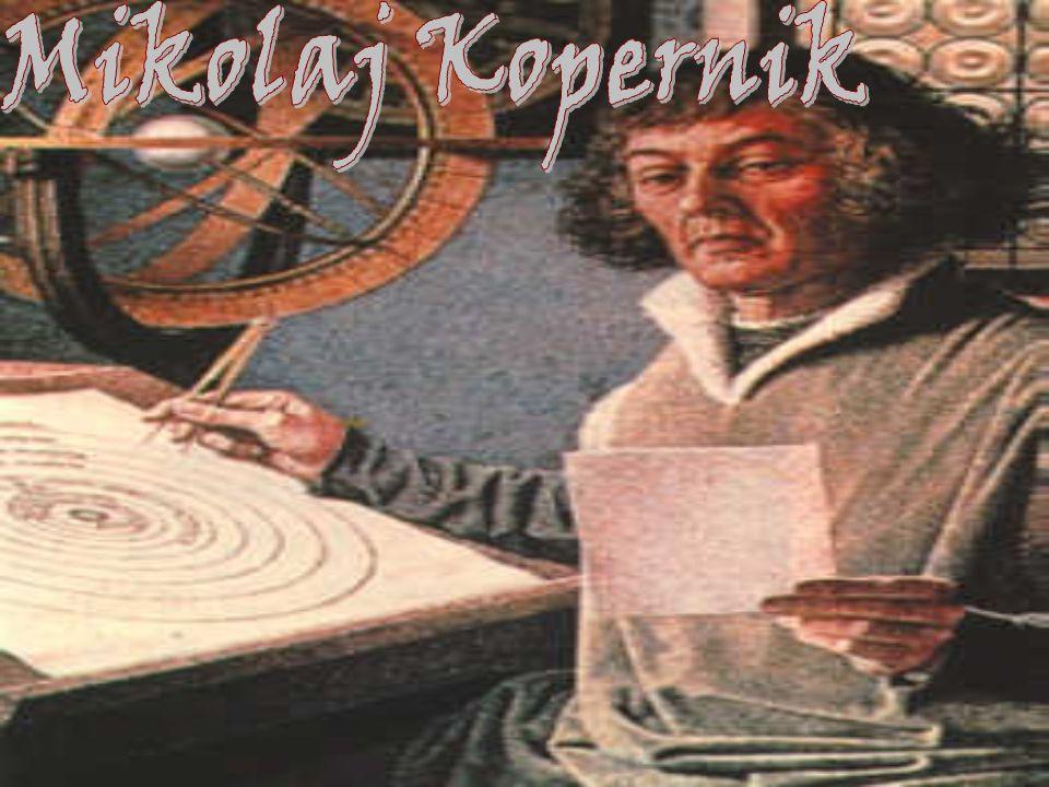 Nicolau Copérnico nasceu em Thorn (Polónia) em 19 de Fevereiro 1473.