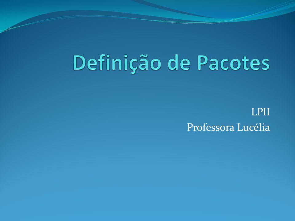 LPII Professora Lucélia