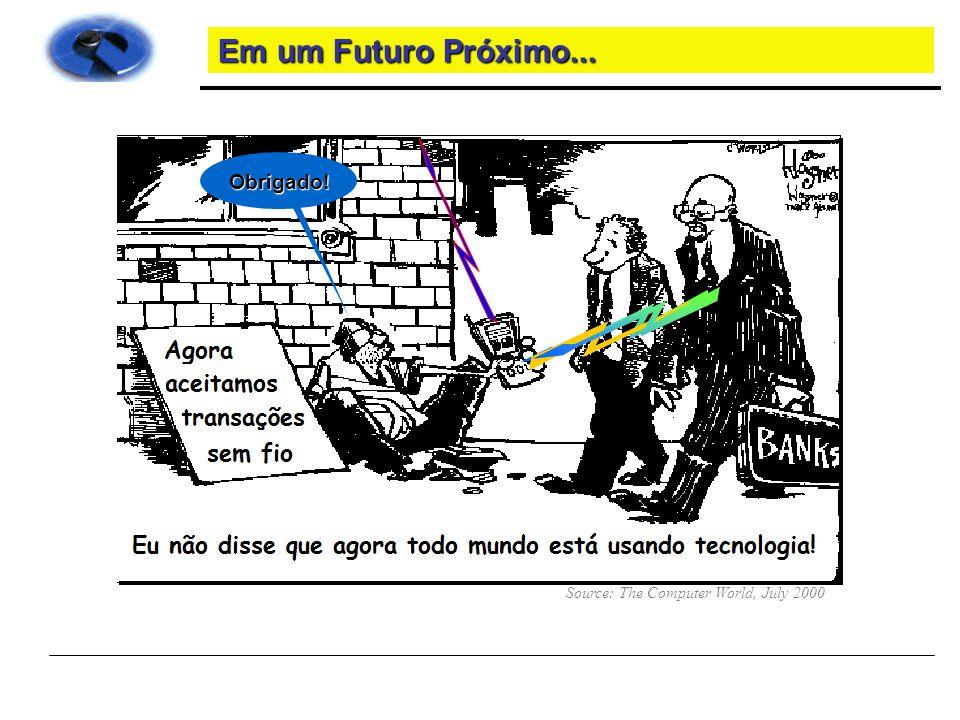 Em um Futuro Próximo...Vou verificar o histórico de doações do banqueiro … banqueiro … Oba.