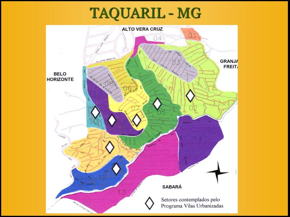 TAQUARIL - MG