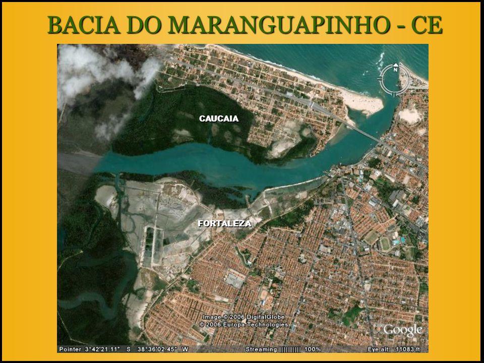 BACIA DO MARANGUAPINHO - CE CAUCAIA FORTALEZA