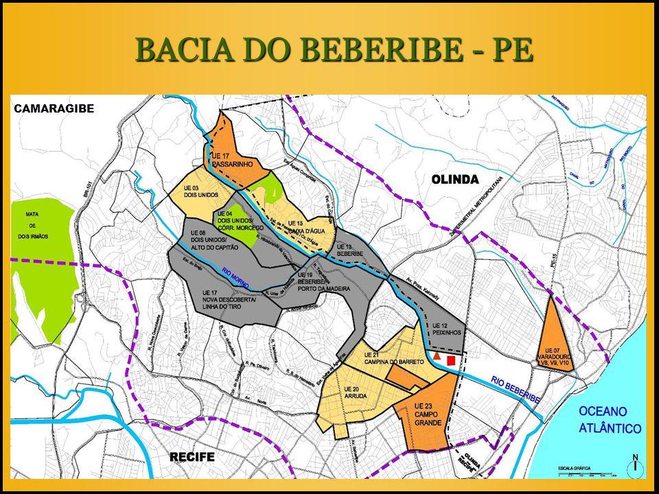 BACIA DO BEBERIBE - PE CAMARAGIBE