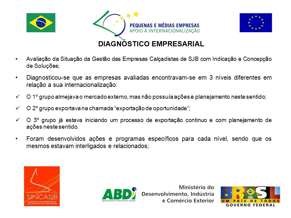 1ª MISSÃO EMPRESARIAL MARÇO 2009 2ª MISSÃO EMPRESARIAL SETEMBRO 2009