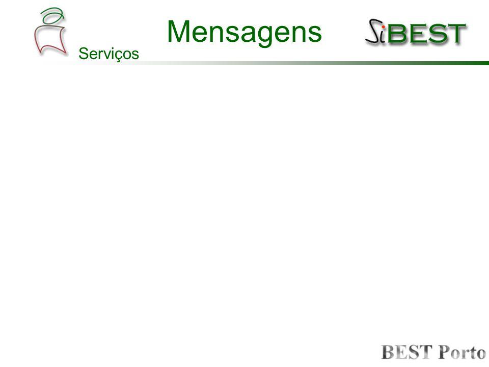 Mensagens Serviços