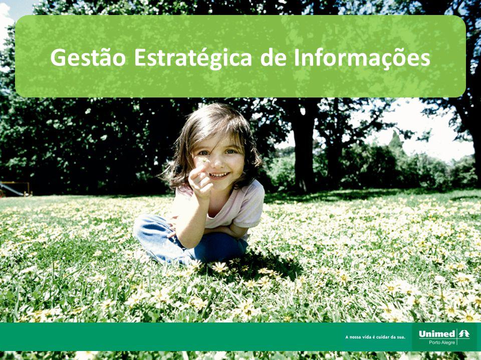 Gestão Estratégica de Informações