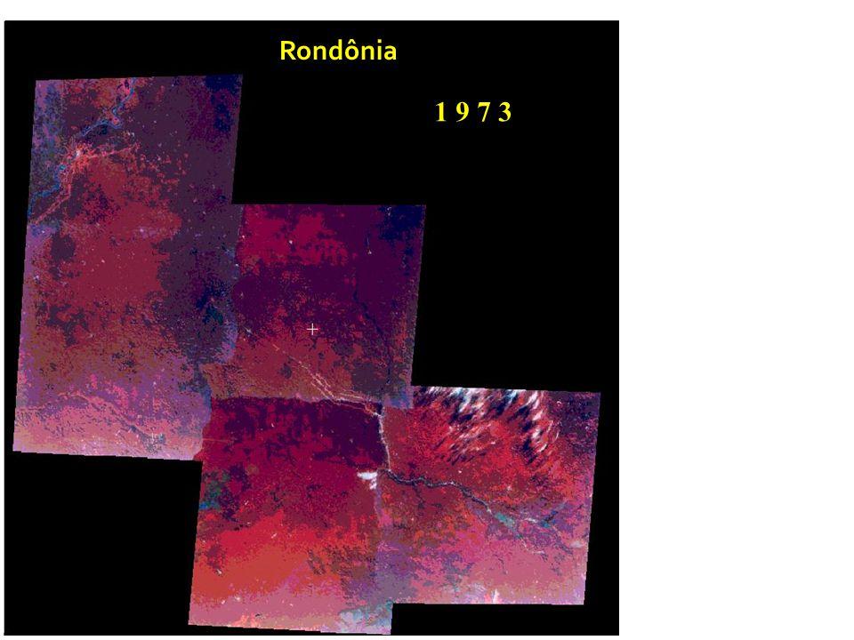 1 9 7 3 Rondônia