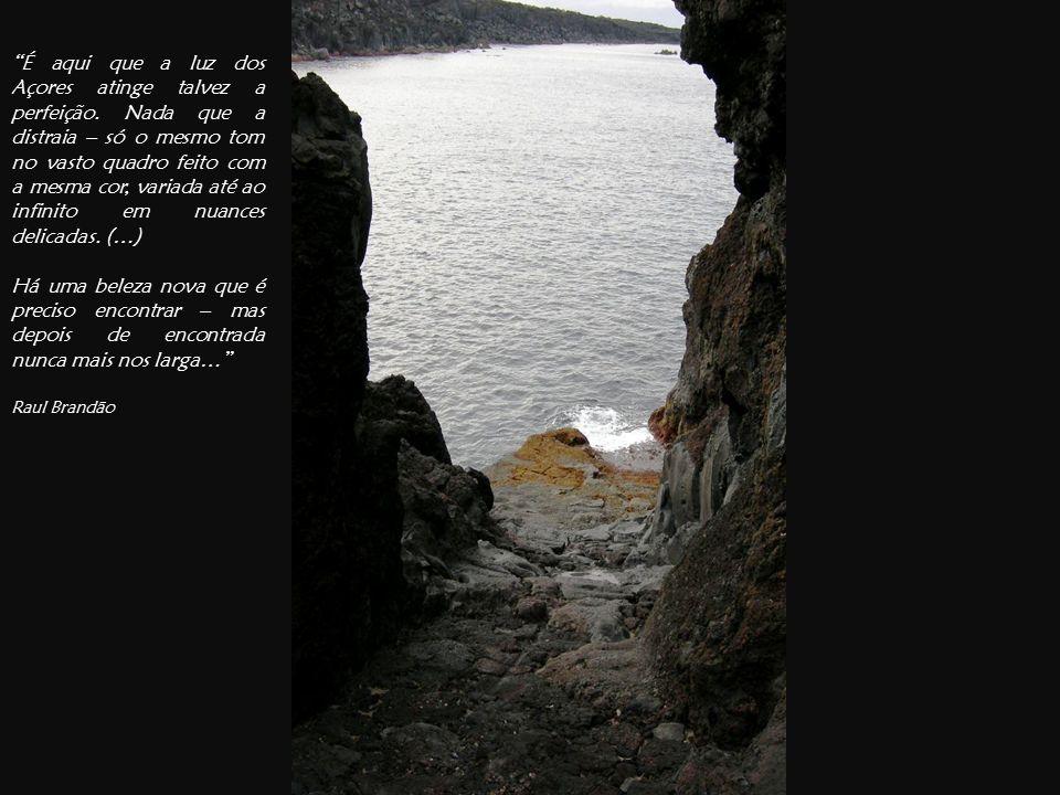 É aqui que a luz dos Açores atinge talvez a perfeição.