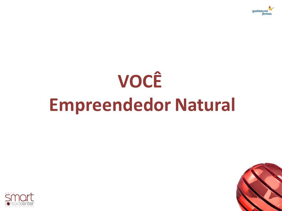 VOCÊ Empreendedor Natural