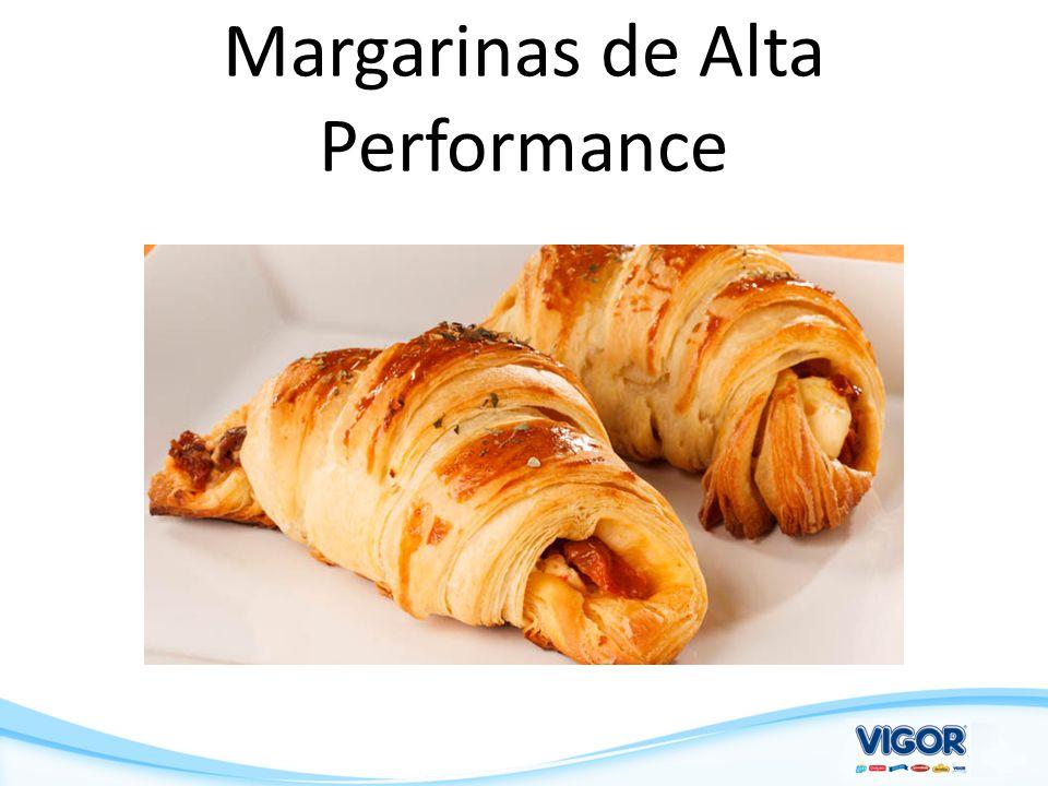 Margarinas de Alta Performance