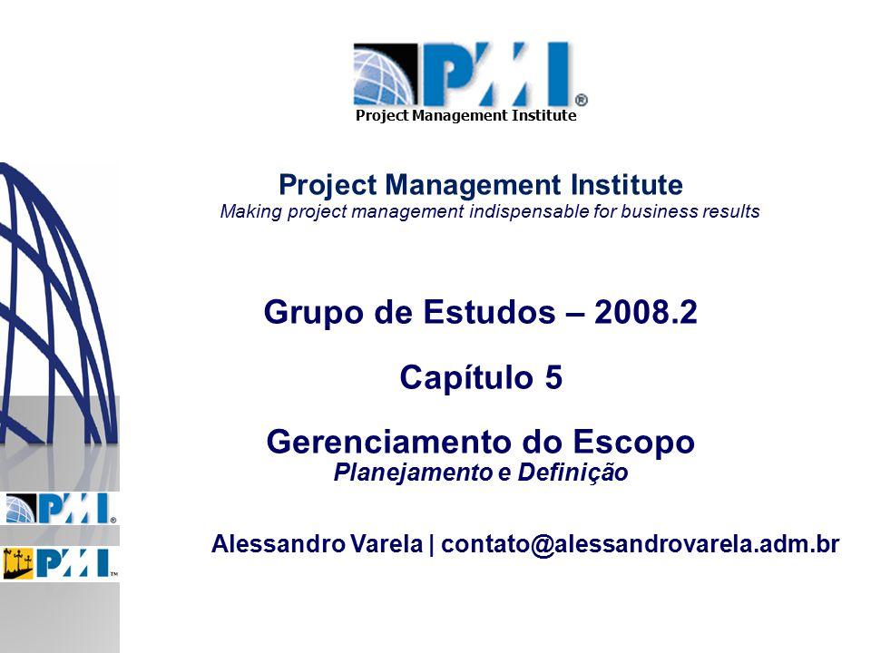Gerenciamento do Escopo Exercícios 11.O projeto acabou de finalizar umas das fases.
