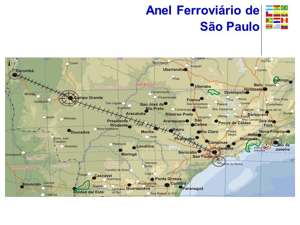 Anel Ferroviário de São Paulo