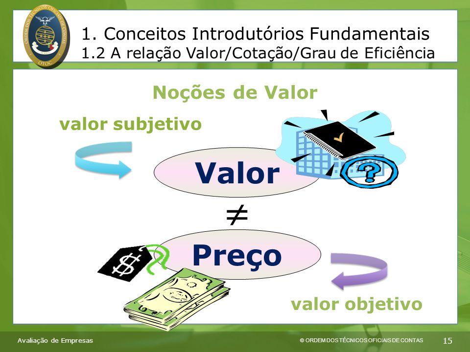 © ORDEM DOS TÉCNICOS OFICIAIS DE CONTAS 15 1.