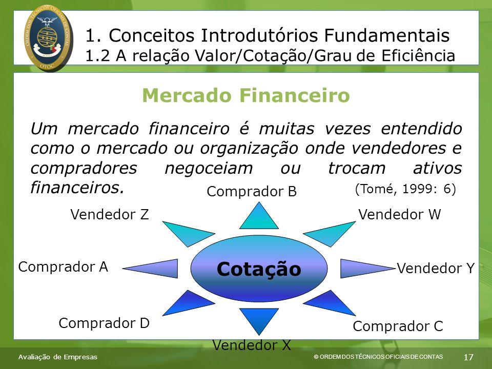 © ORDEM DOS TÉCNICOS OFICIAIS DE CONTAS 17 1.