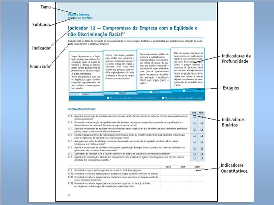 8º passo: Avaliação e apresentação do relatório e definição das prioridades