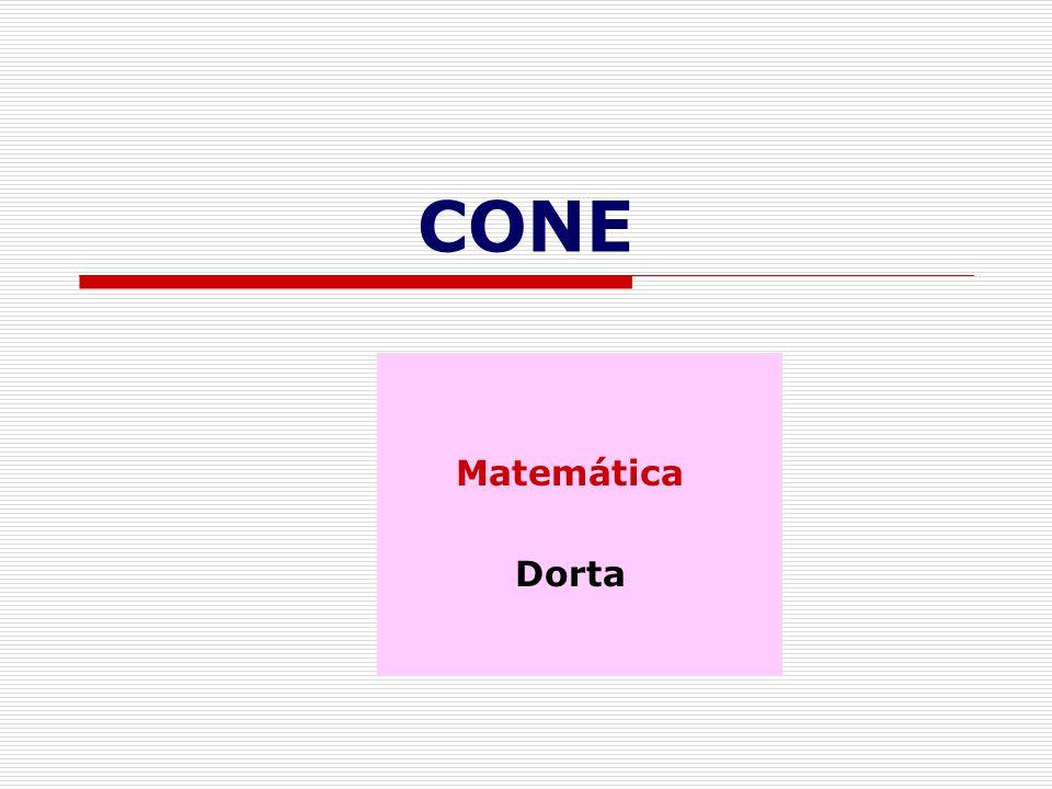 CONE Matemática Dorta