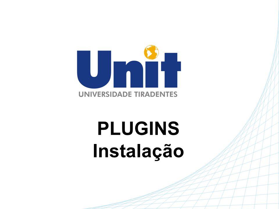 PLUGINS Instalação