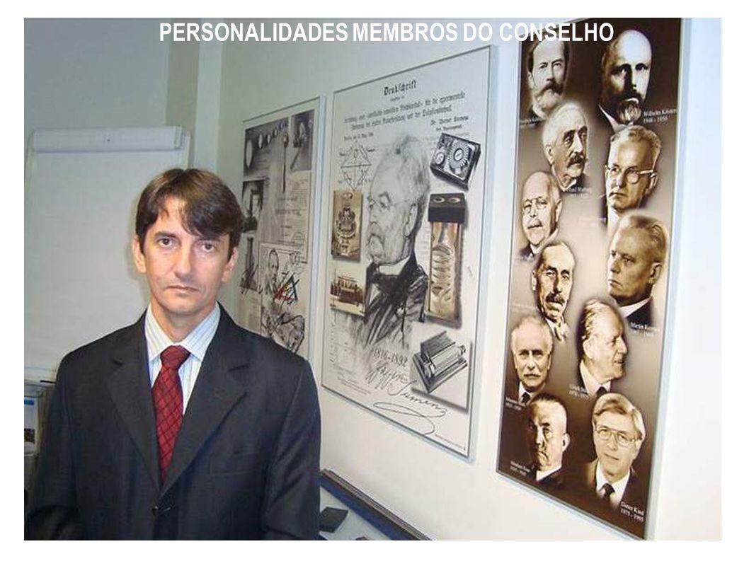 PERSONALIDADES MEMBROS DO CONSELHO