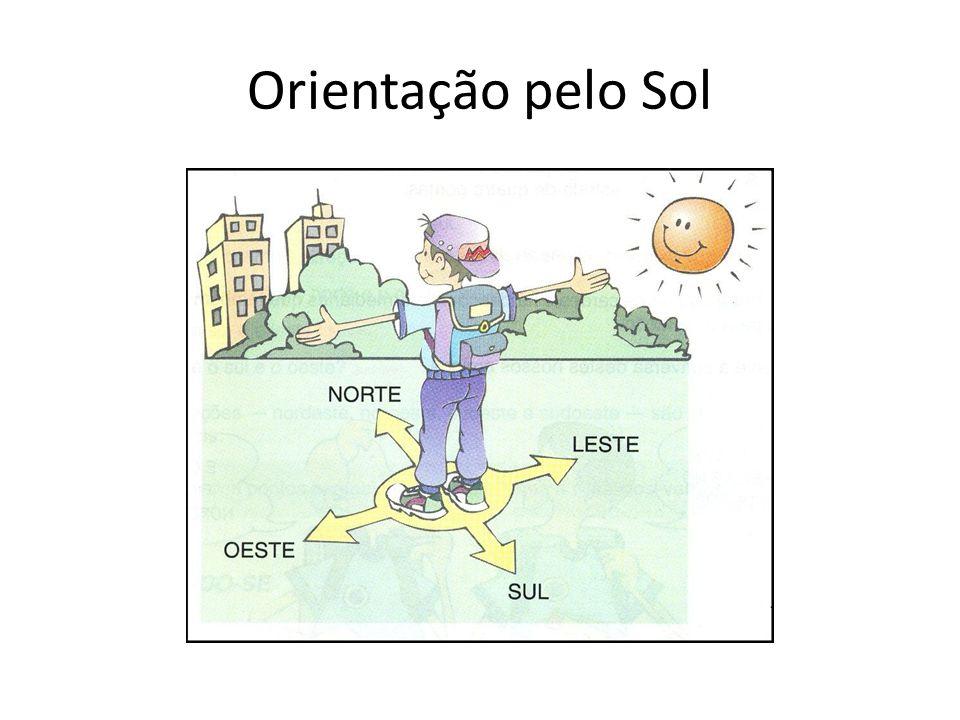 Orientação pelo Sol