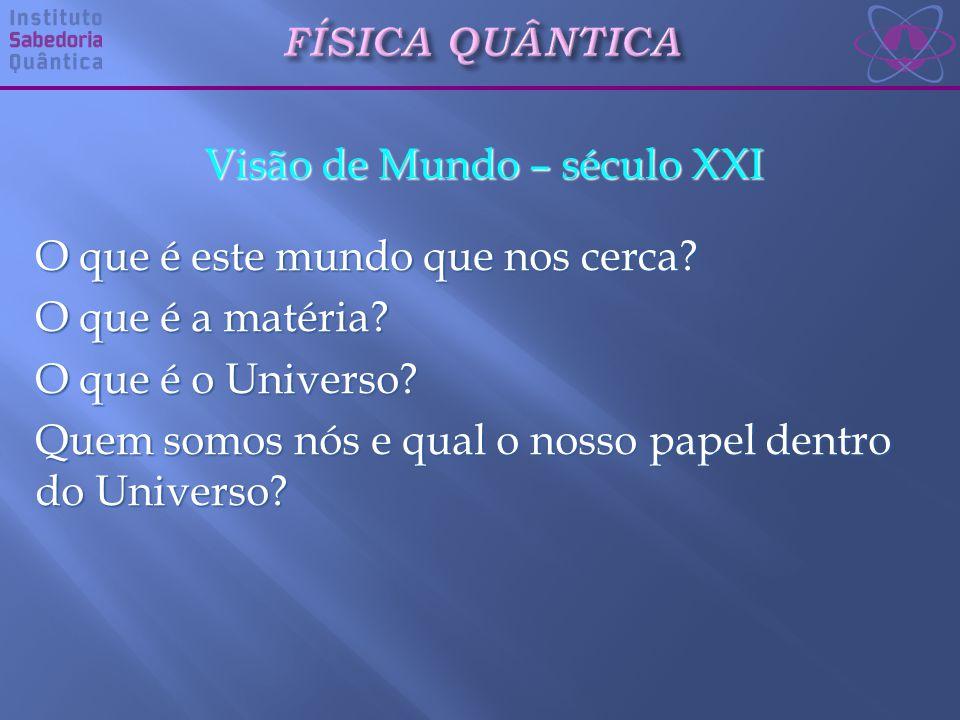 Entender a física quantica é algo muito difícil para nossa cabeça engessada pelas leis da física e matemática clássicas.