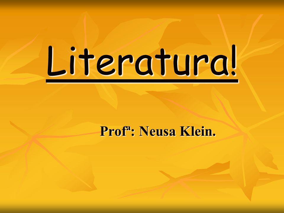 Conceitos de Literatura: Literatura é a linguagem carregada de significados (Ezra Pound) A distinção entre literatura e demais artes vai operar-se nos seus elementos intrínsecos, a matéria e a forma do verbo .