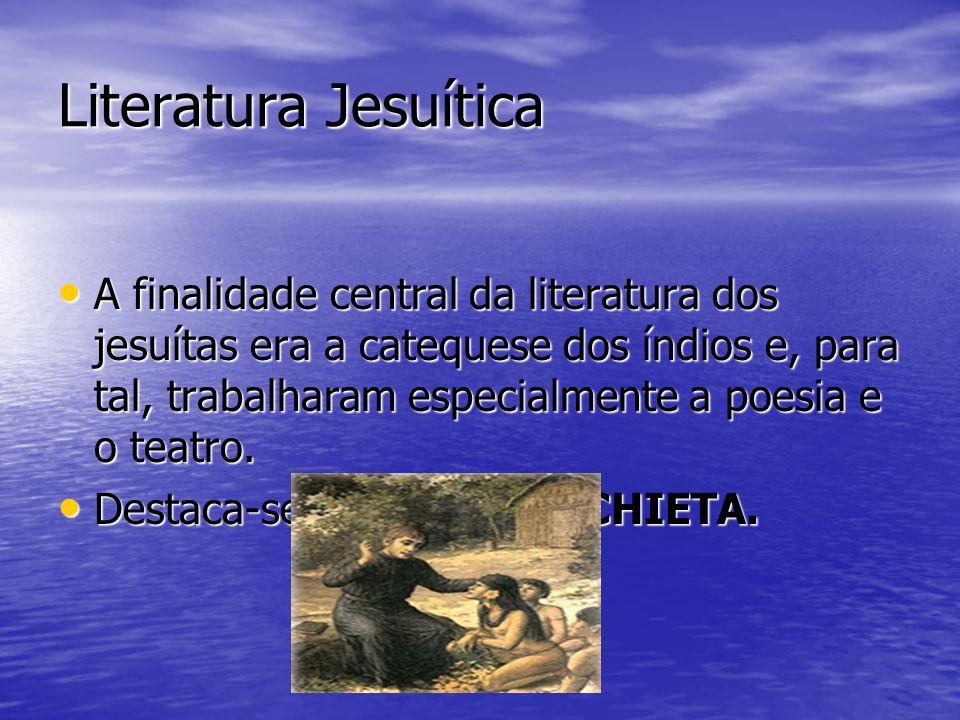 José de Anchieta Nascido em 1534, veio para o Brasil em 1553, fundando, no ano seguinte, um colégio em Piratininga (SP).