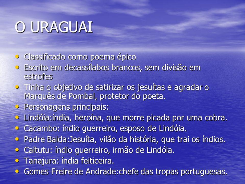 Santa Rita Durão Nasceu em Minas, em 1722.Faleceu em Lisboa, em 1789 Nasceu em Minas, em 1722.