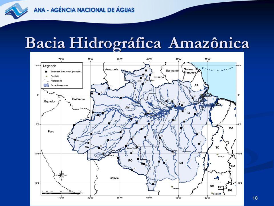 18 Bacia Hidrográfica Amazônica