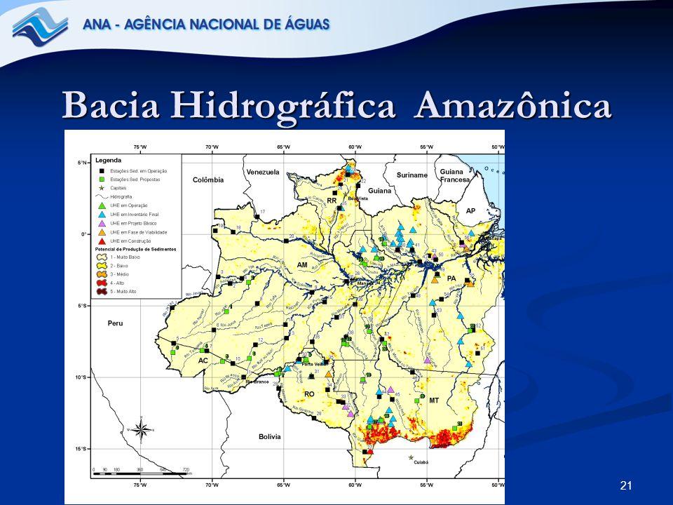 21 Bacia Hidrográfica Amazônica