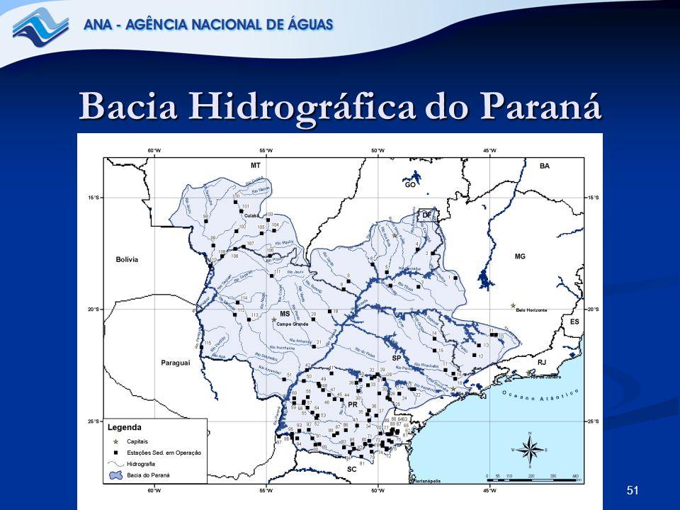 51 Bacia Hidrográfica do Paraná