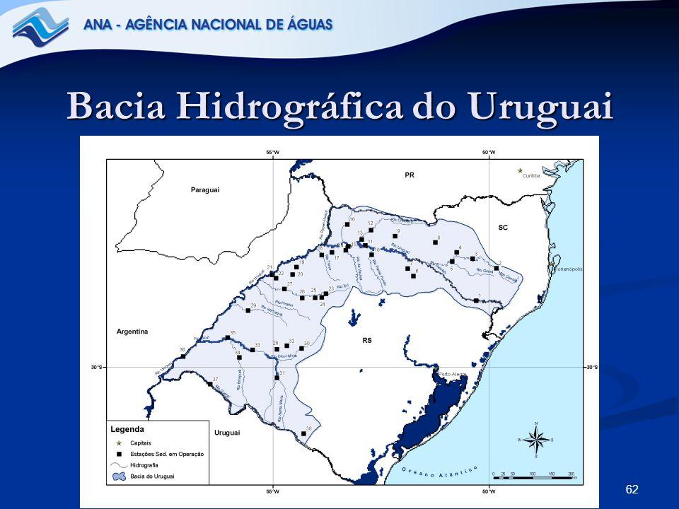 62 Bacia Hidrográfica do Uruguai