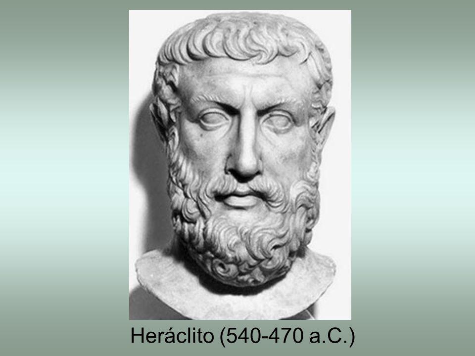 Heráclito (540-470 a.C.)