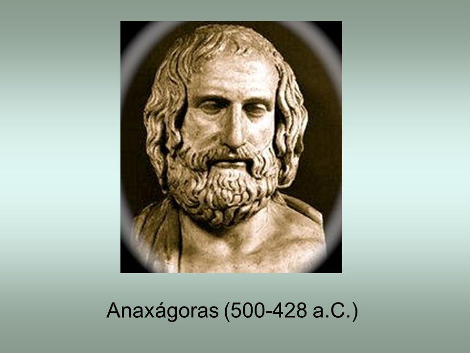 Anaxágoras (500-428 a.C.)