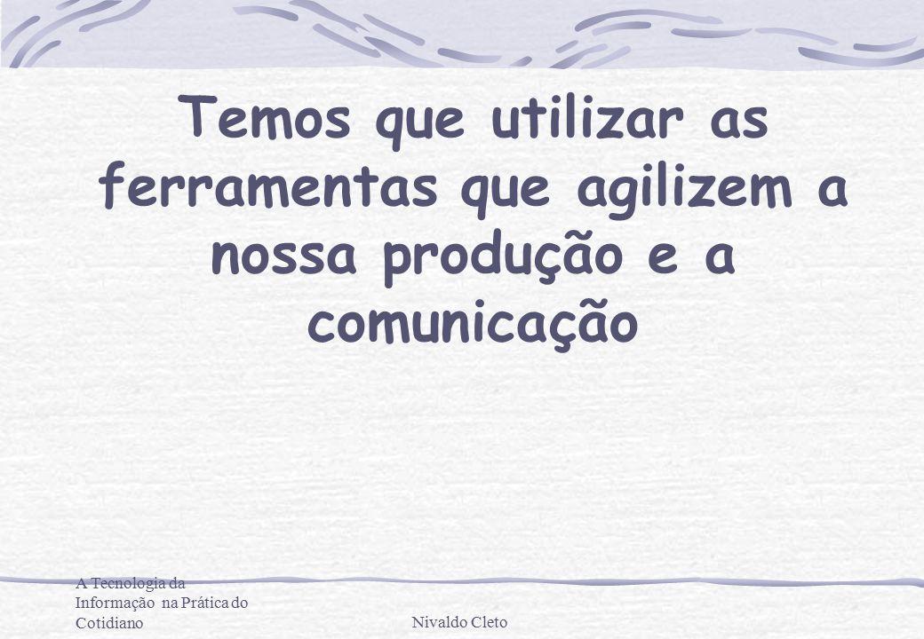 A Tecnologia da Informação na Prática do CotidianoNivaldo Cleto JUNTA COMERCIAL DO ESTADO DE SÃO PAULO Projeto Modernização e-commerce