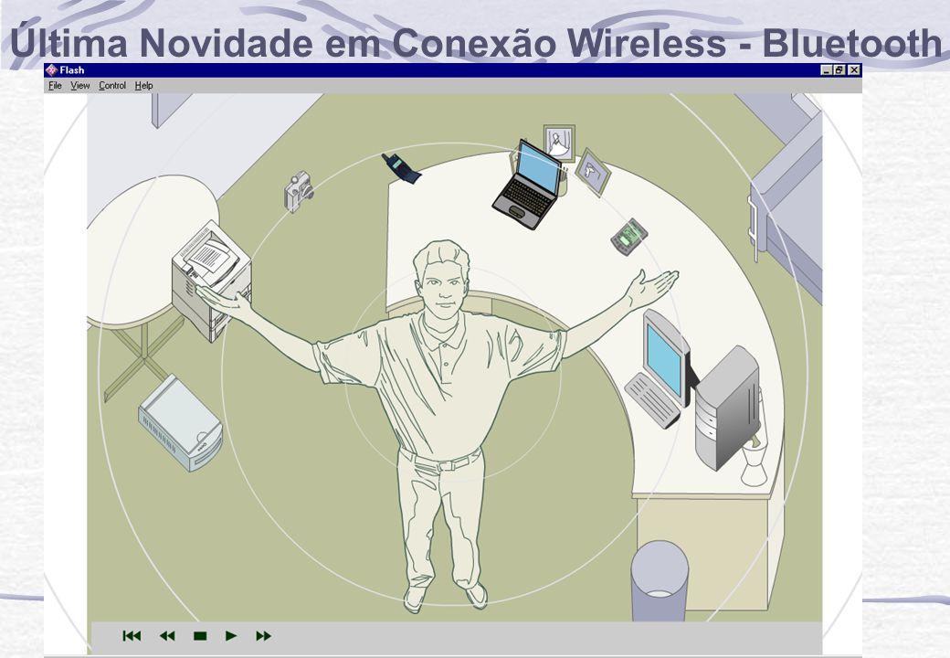 A Tecnologia da Informação na Prática do CotidianoNivaldo Cleto Última Novidade em Conexão Wireless - Bluetooth