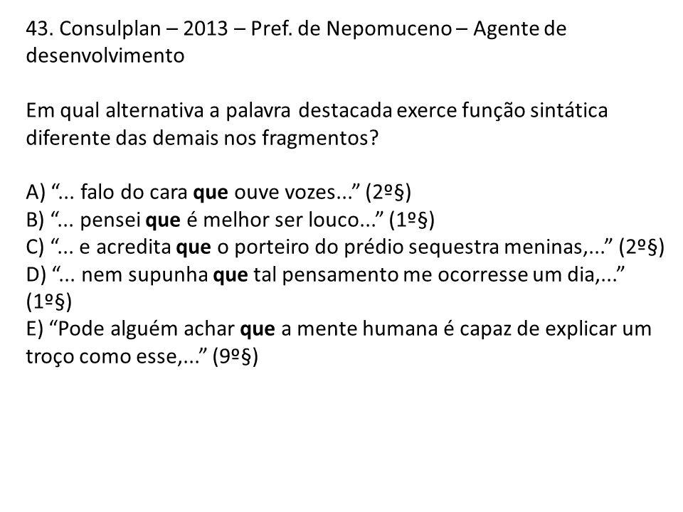 43.Consulplan – 2013 – Pref.