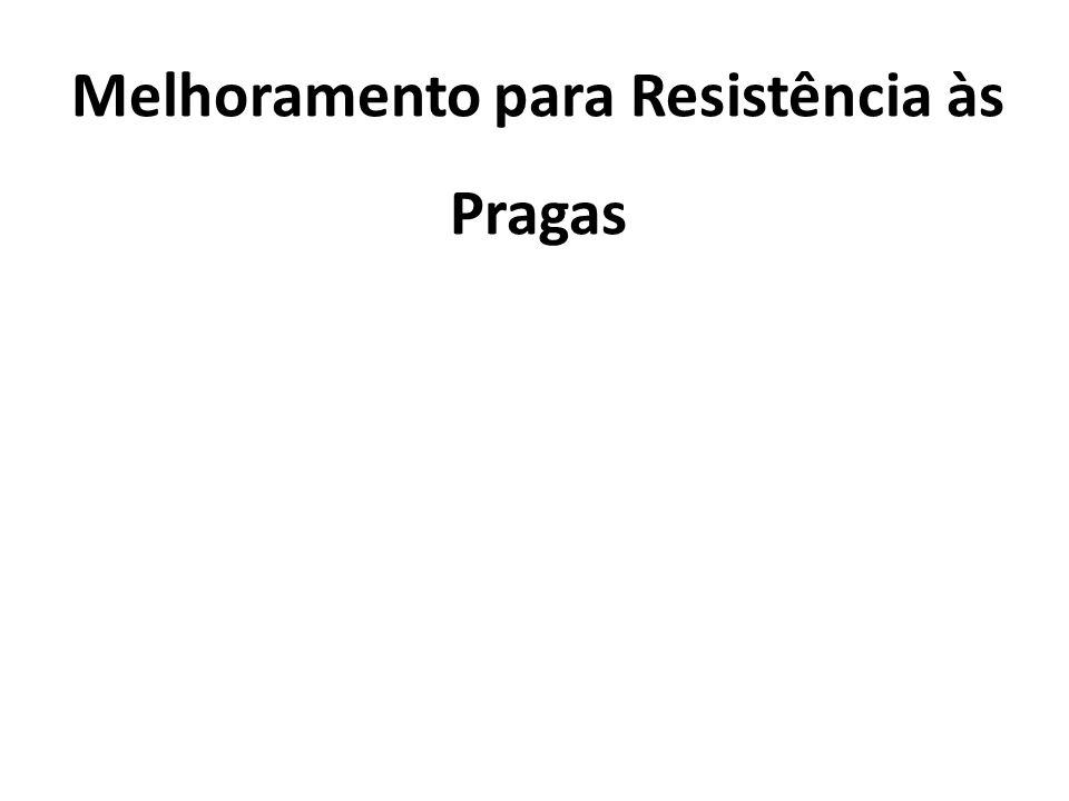 Melhoramento para Resistência às Pragas